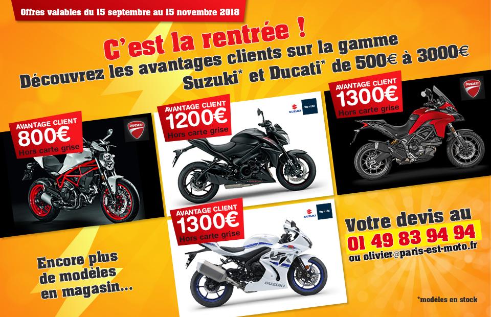 Accessoire moto paris 15